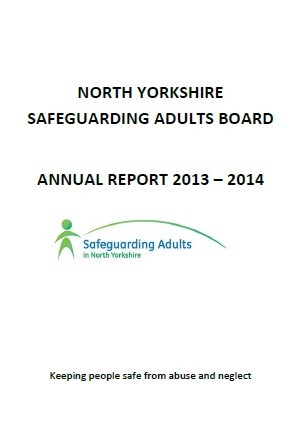 NYSAB Annual Report 2013-2014