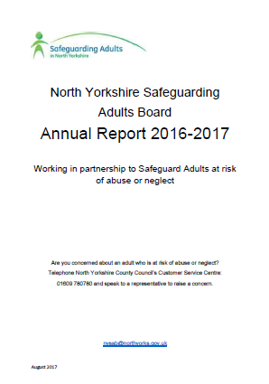 NYSAB Annual Report 2016-2017