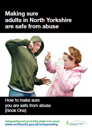 How to make sure you are safe from abuse easy read