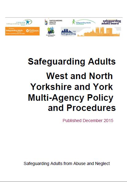 Safeguarding Adults Procedures