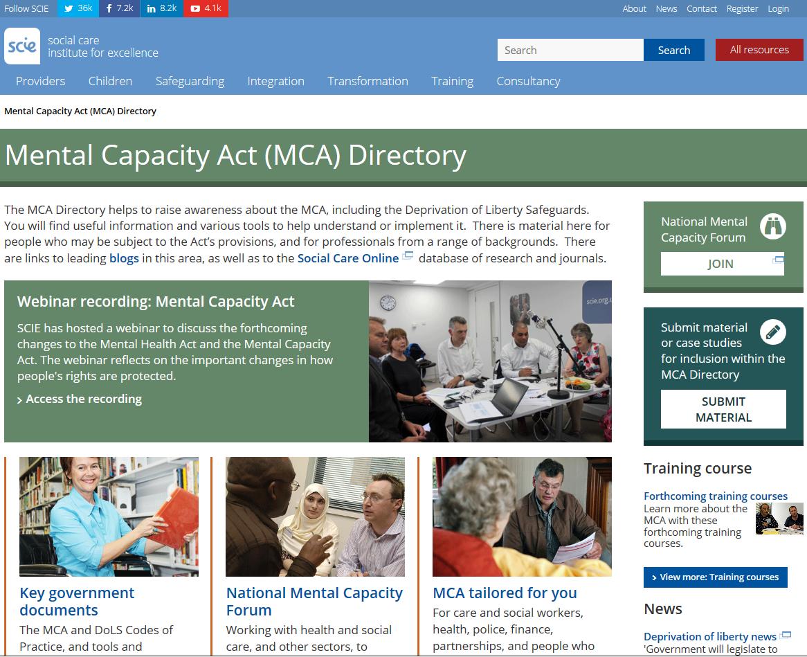 MCA Directory