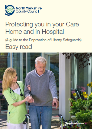 Protecting you in your Care home and in hospital