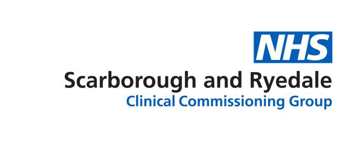 Sarborough and Ryedale CCG