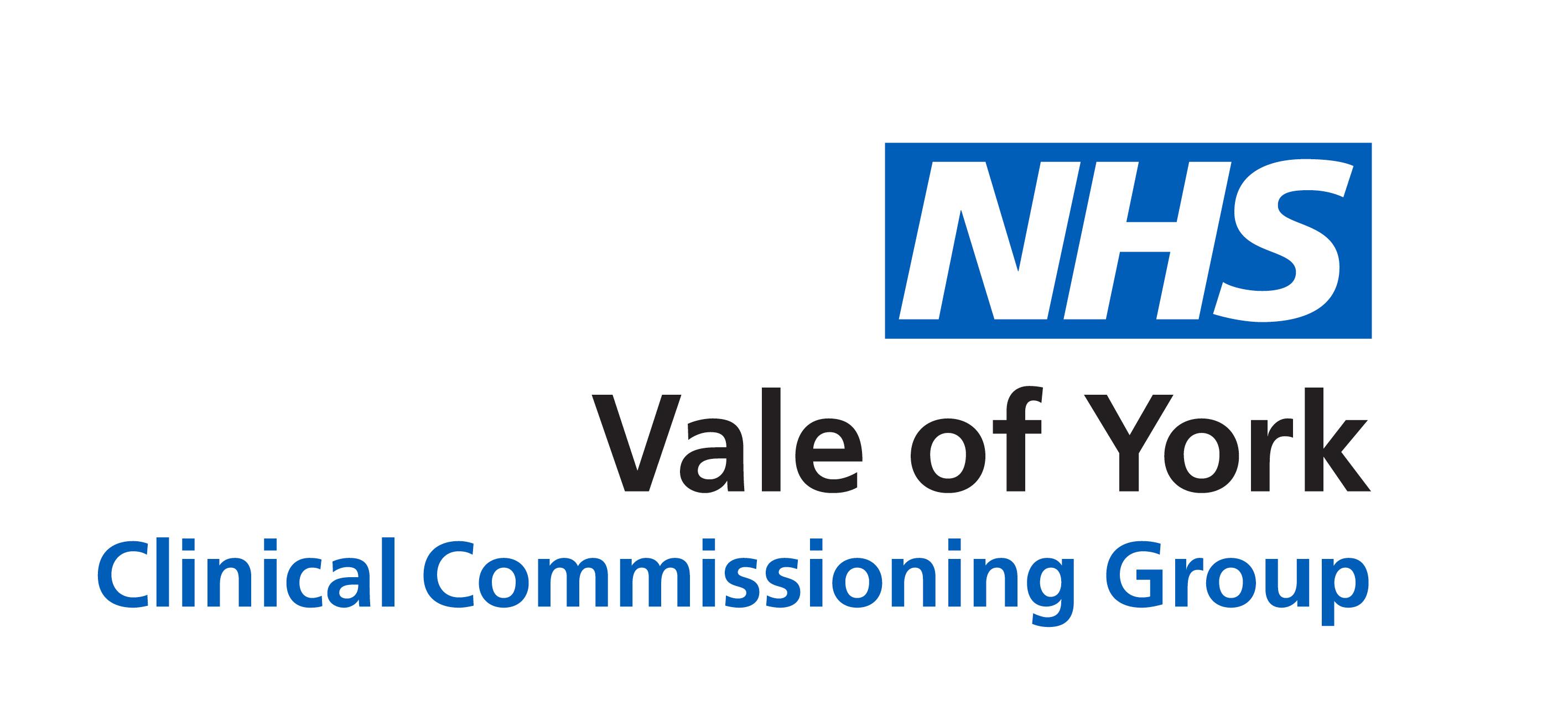 Vale of York CCG