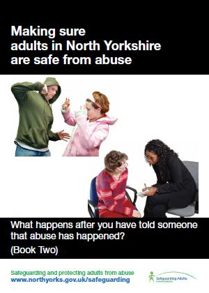 What happens after abuse easy read